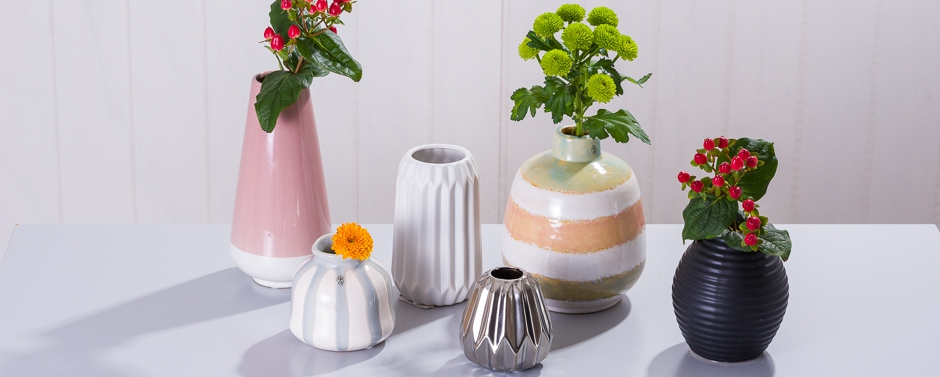 vasen deko vasen jetzt geschmackvolle sch ne vasen kaufen. Black Bedroom Furniture Sets. Home Design Ideas