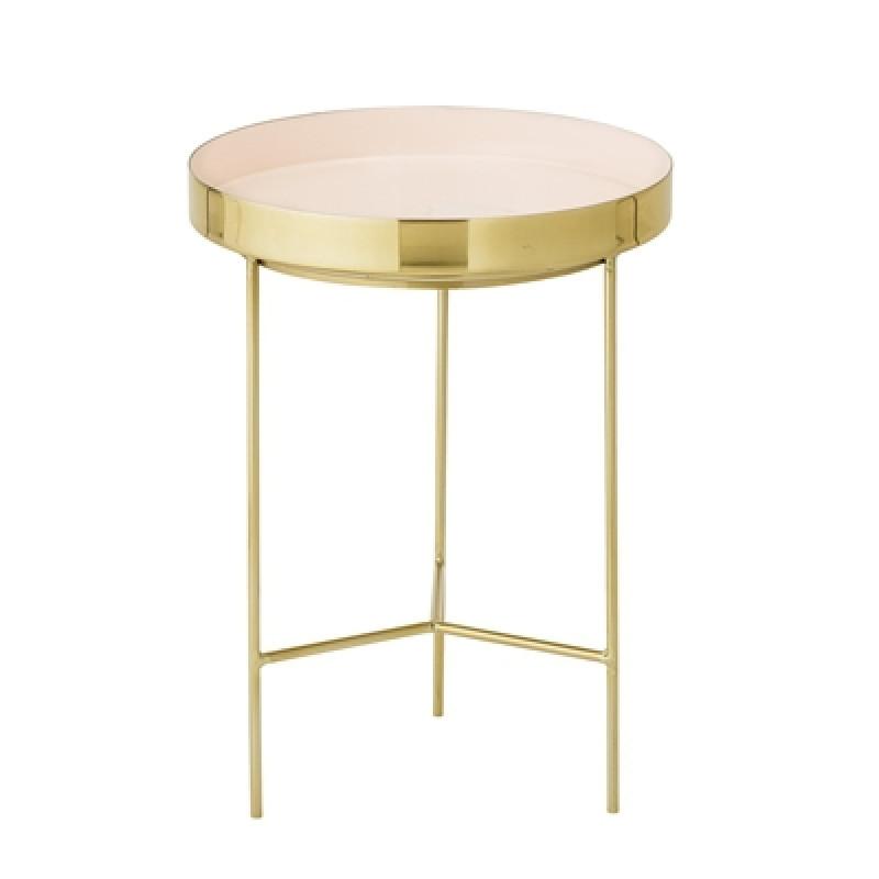 bloomingville beistelltisch beistelltisch gold kaufen. Black Bedroom Furniture Sets. Home Design Ideas