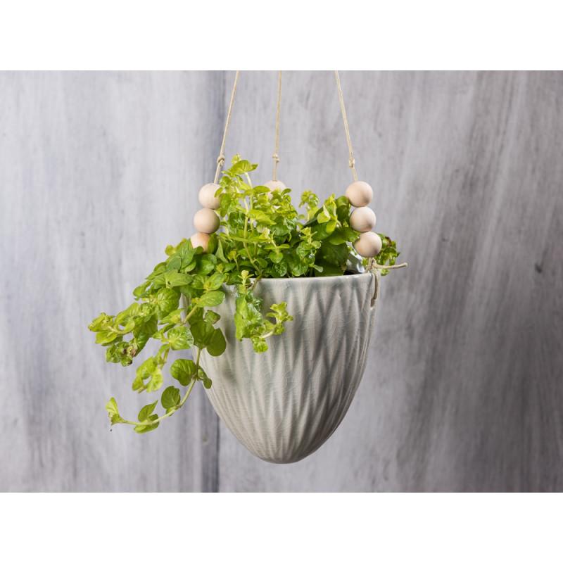 bloomingville flowerpot hanging kit h ngender blumen. Black Bedroom Furniture Sets. Home Design Ideas