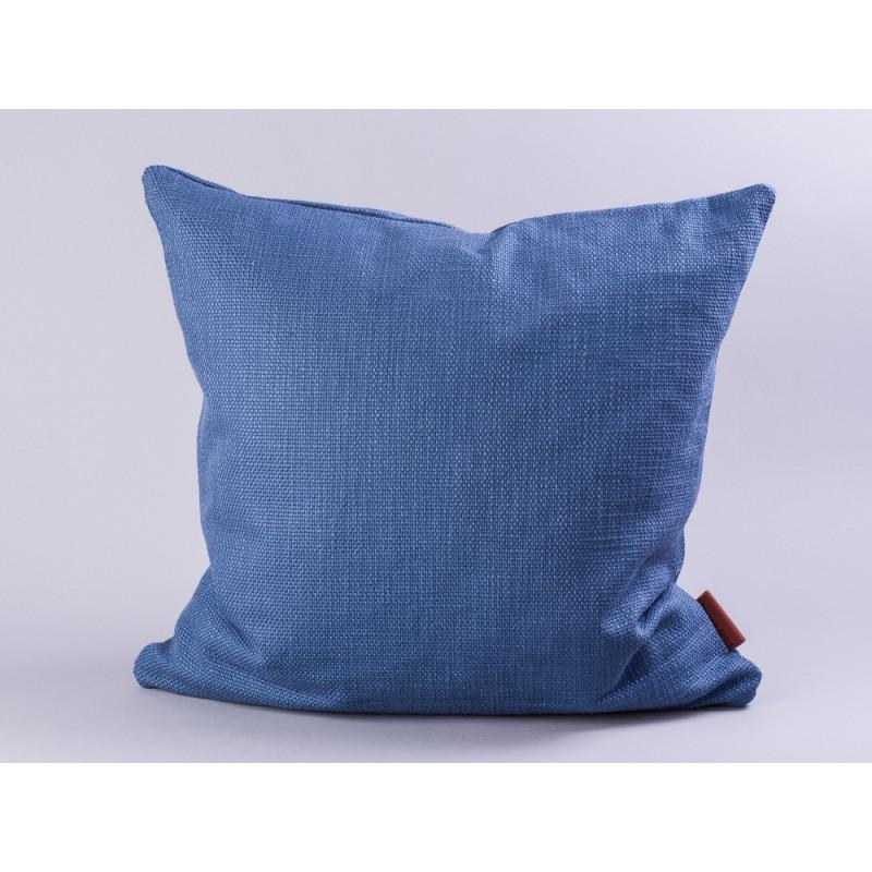 dunkelblaues kissen cozy living hier kaufen. Black Bedroom Furniture Sets. Home Design Ideas