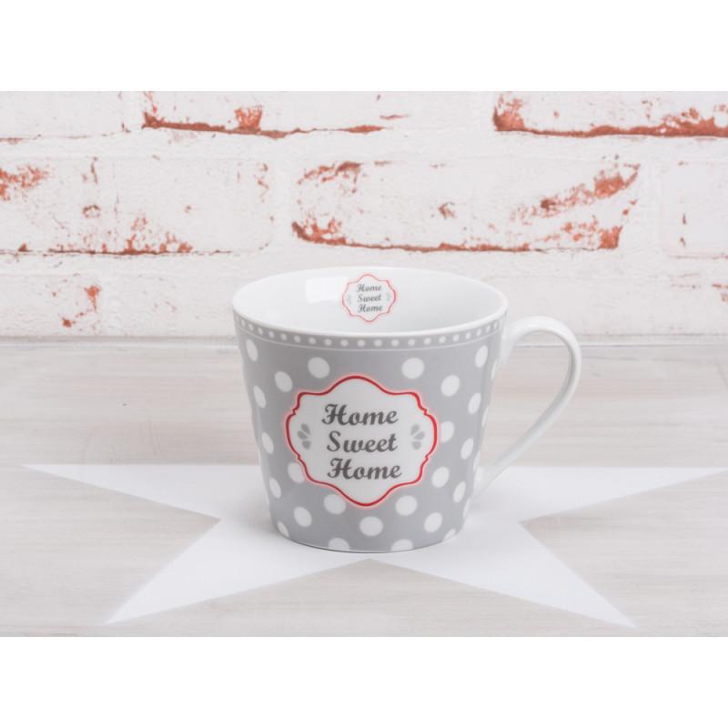 krasilnikoff happy cup becher home sweet home hier kaufen. Black Bedroom Furniture Sets. Home Design Ideas