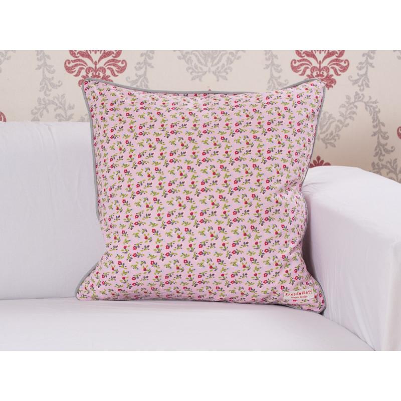 krasilnikoff kissen romantik blume rosa wohnhaus welten. Black Bedroom Furniture Sets. Home Design Ideas