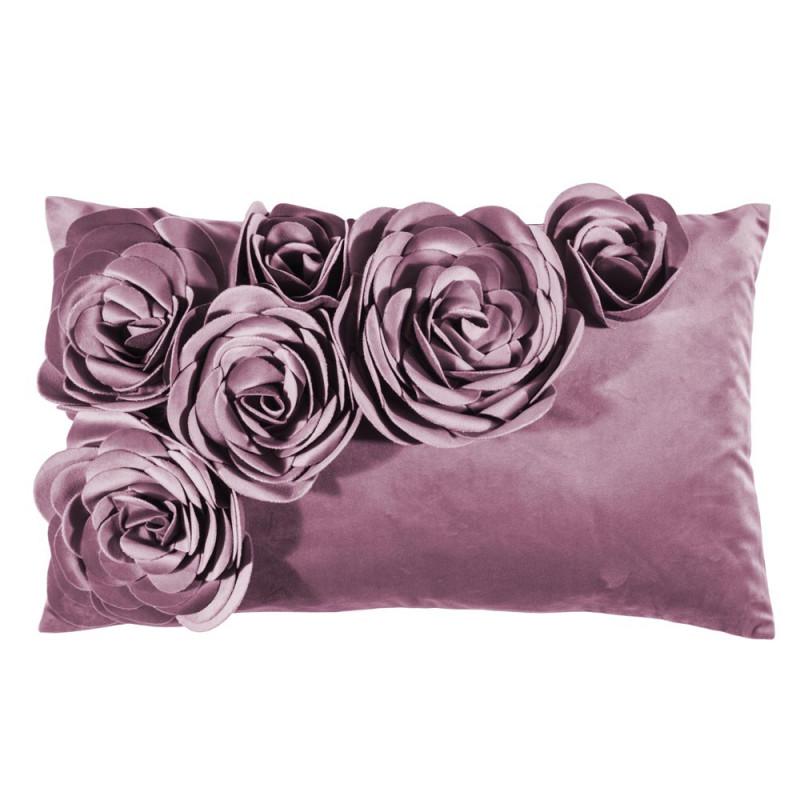 lila kissenh lle mit gro en blumen pad concept hier bestellen. Black Bedroom Furniture Sets. Home Design Ideas