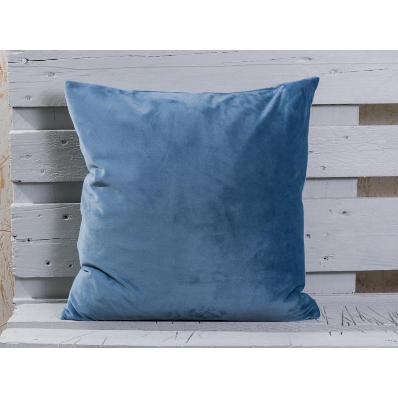 dunkel blaue samtkissenh lle von pad concept. Black Bedroom Furniture Sets. Home Design Ideas