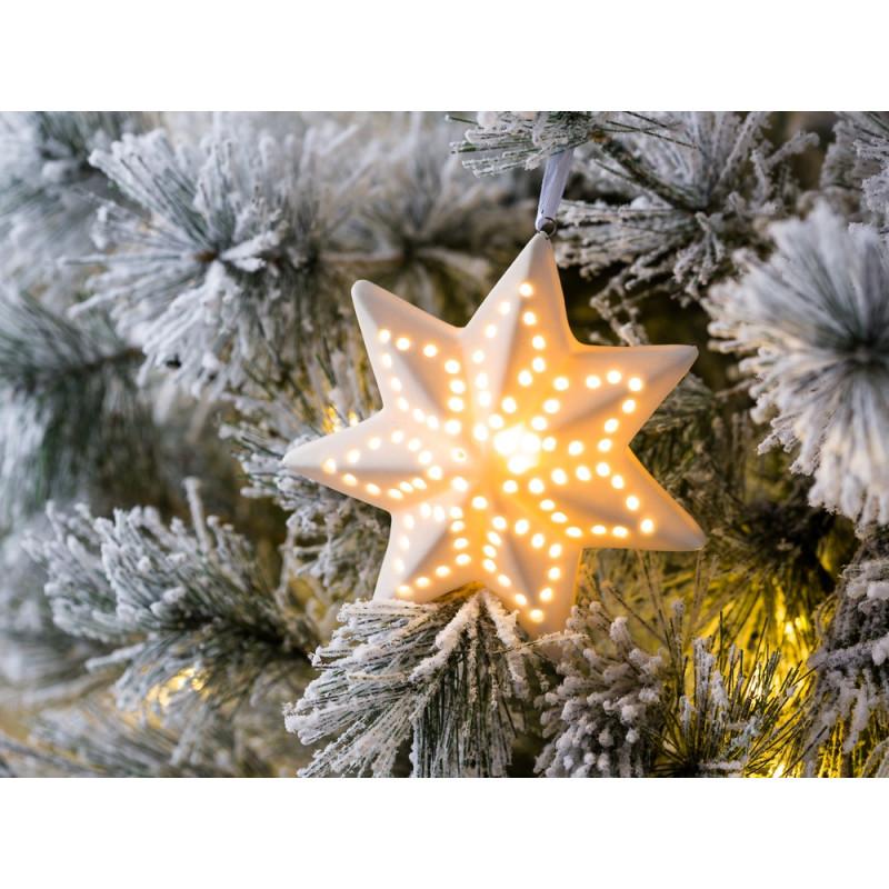 Weihnachtsdeko Led Stern.Led Stern Laura Porzellan Jetzt Hier Online Bestellen