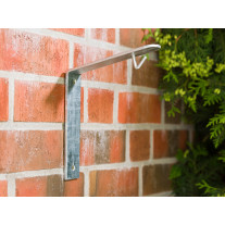 A2 Living Wandhalter für Allwetter Laterne verzinkt