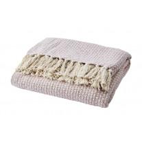 Affari Decke ANNA Rosa Recycelt Baumwolle