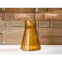 Affari Windlicht Laterne ANJA Orange 24 cm