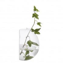 Affari Wandvase KLING Glas 15 cm