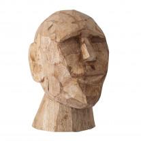 Bloomingville Büste Mango Holz Geschnitzt