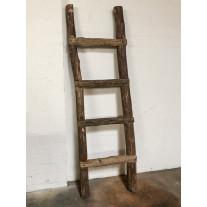 Bloomingville Deko Leiter aus Holz