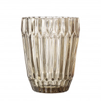 Bloomingville Glas braun