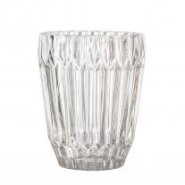 Bloomingville Glas weiß