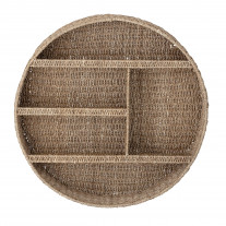 Bloomingville Regal Bankuan Rattan Rund