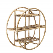 Bloomingville Regal Sia Rattan Rund
