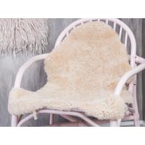 Bloomingville - Schaf Fell Naturweiß