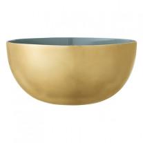Bloomingville Schale gold grün 20 cm