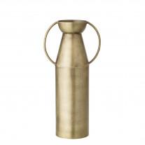 Bloomingville Vase Gold mit Henkeln 24 cm