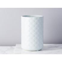 Bloomingville Vase Ice blau Keramik 17 cm