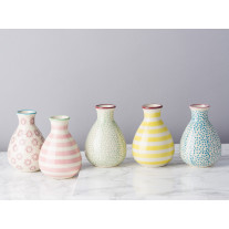 Bloomingville Vase Patrizia 5er Set