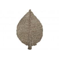 Chic Antique Matte Blatt aus Seegras 90 cm