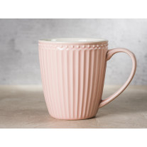 Greengate Becher ALICE PALE PINK Rosa