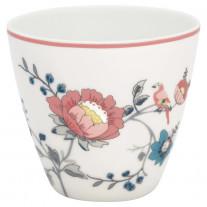 Greengate Latte Cup SIENNA Weiß