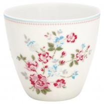 Greengate Latte Cup SONIA Weiß