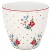 Greengate Latte Cup EJA Weiß