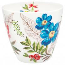 Greengate Latte Cup ELLEN Weiß