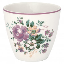 Greengate Latte Cup MARIE DUSTY ROSE Rosa