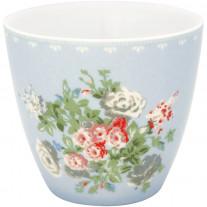 Greengate Latte Cup PETRICIA Pale Blue Blau