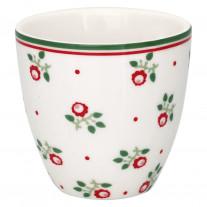 Greengate MINI Latte Cup ABI PETIT Weiß