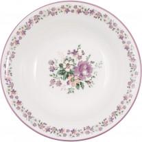 Greengate Salat Schale MARIE DUSTY ROSE Servierschale