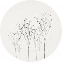 Greengate Essteller ANTONIA Weiß 26 cm