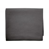 Greengate Tischdecke LEINEN Dunkelgrau 135x250