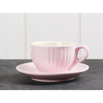 IB Laursen Espresso Tasse Mynte ENGLISH ROSE Rosa