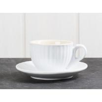 IB Laursen Espresso Tasse Mynte PURE WHITE Weiß
