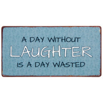 IB Laursen Magnet A day without Laughter