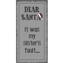 IB Laursen Magnet - Dear Santa...