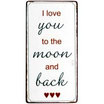 IB Laursen Magnet I Love You