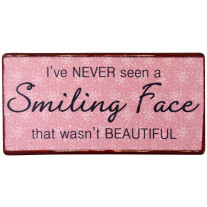 IB Laursen Magnet Smiling Face