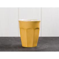 IB Laursen Cafe Latte Becher Mynte MUSTARD Gelb