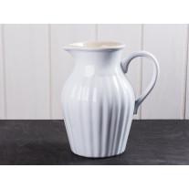 IB Laursen Kanne 1,7 Liter Mynte PURE WHITE Weiß