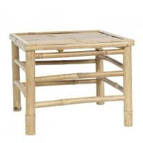 IB Laursen Tisch Bambus 47x47 cm