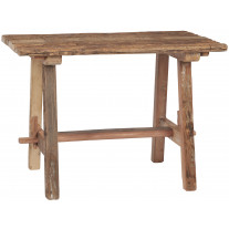 IB Laursen Tisch UNIKA Holz Eckig