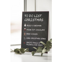 IB Laursen Schild To do List Christmas