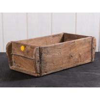 IB Laursen Ziegelform 1-fach Holz Unika