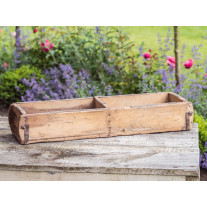 IB Laursen Ziegelform doppelt aus Holz Unikat