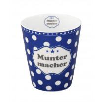 Krasilnikoff Becher Happy Mug Muntermacher